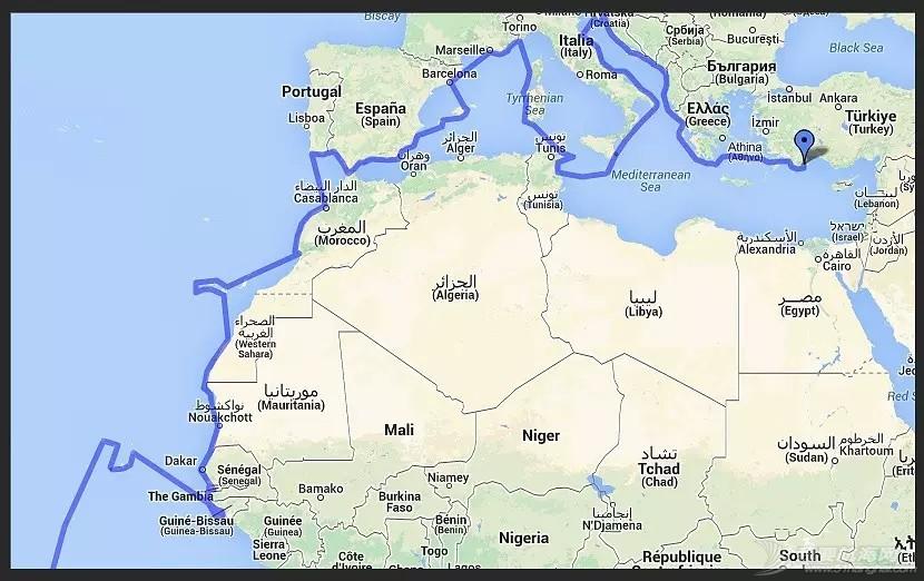 苏伊士运河,阿尔巴尼亚,土耳其,巴拿马,波斯尼亚 国外帆友设计的环球航海旅行航线 922c5d5fe02874a7345bd15537a4f192.jpg