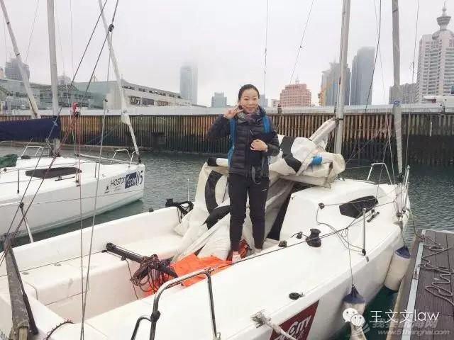 帆船运动,幸福感,行李箱,羽绒服,落汤鸡 当律师遇上帆船---迷上帆船之后,90前女律师个人独白 349f6c788ea42bd4eb52d3b9d02d4de2.jpg