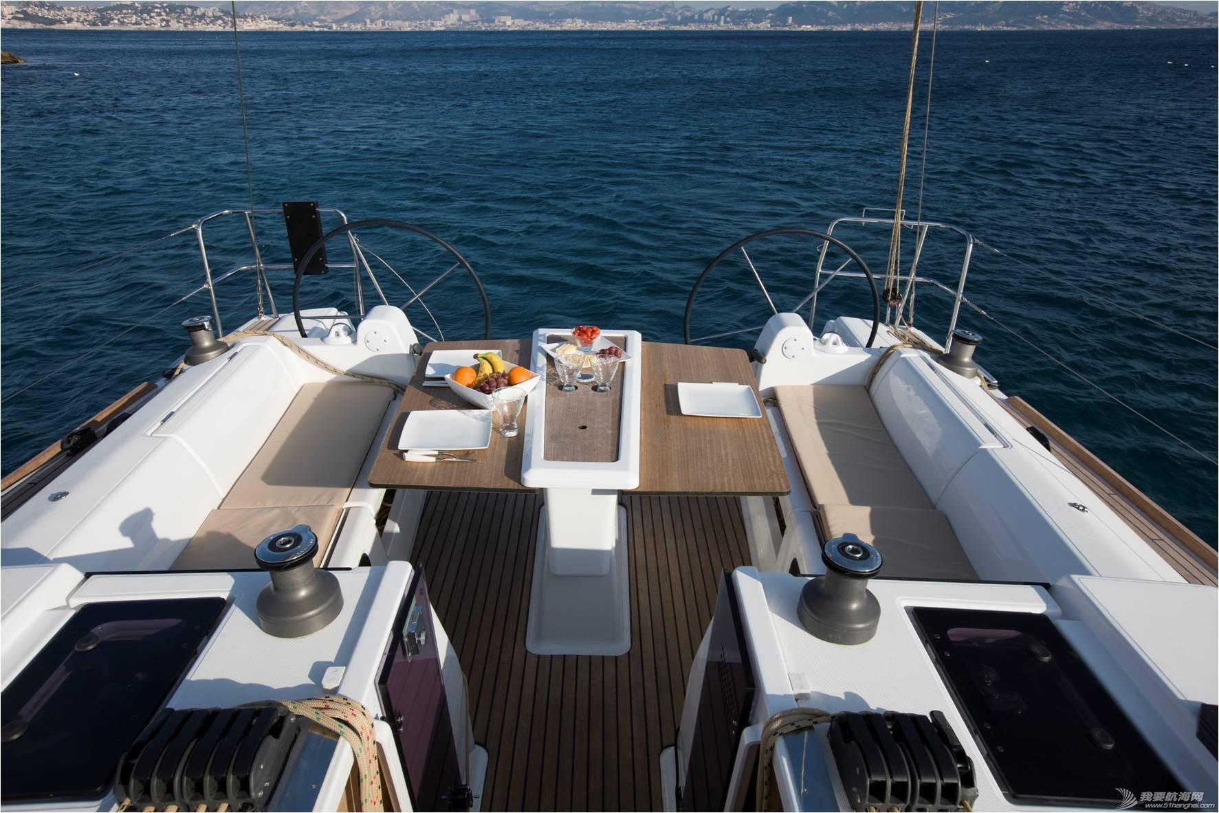 大连:法国DUFOUR410帆船艇-现船