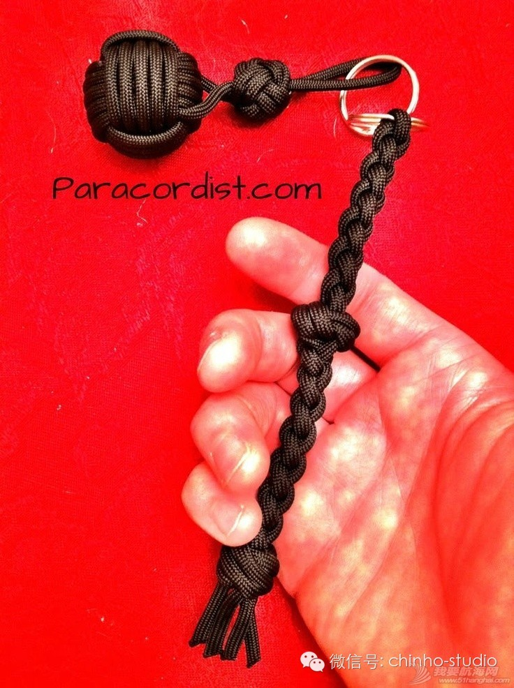 How to Tie a Monkey's Fist Knot c2666f1720627e4ccdf9692303d19c01.jpg