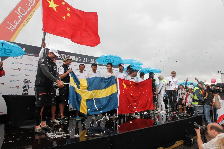沃尔沃,中国的发展,帆船运动,落下帷幕,竞争对手 【九个月的回顾与展望】沃尔沃环球帆船赛见证中国东风队成长与追梦之旅 deca2cb439723af8a303bf750156415a.jpg