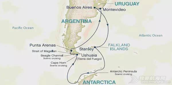 南极洲,南美洲,德雷克,合恩角,设得兰 越洋航行最危险的水域盘点 c7b54a7321fd67c584f041486c1f08ba.jpg