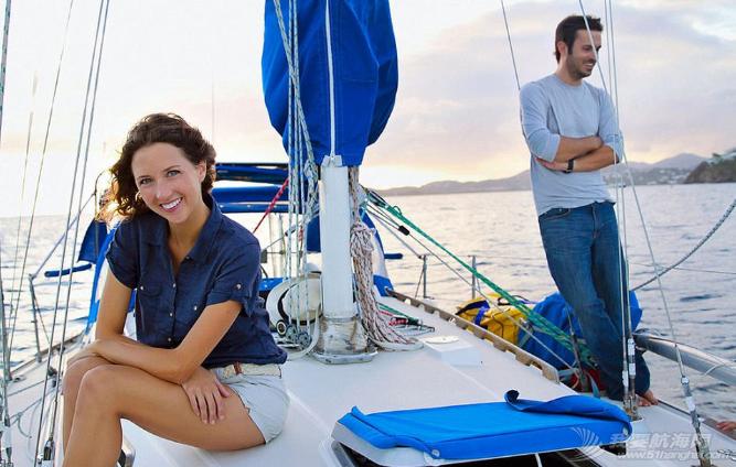 加勒比海,欧洲风格,地中海,Jessica,保险公司 美国夫妇辞职看世界 带猫驾船游16国 1.png
