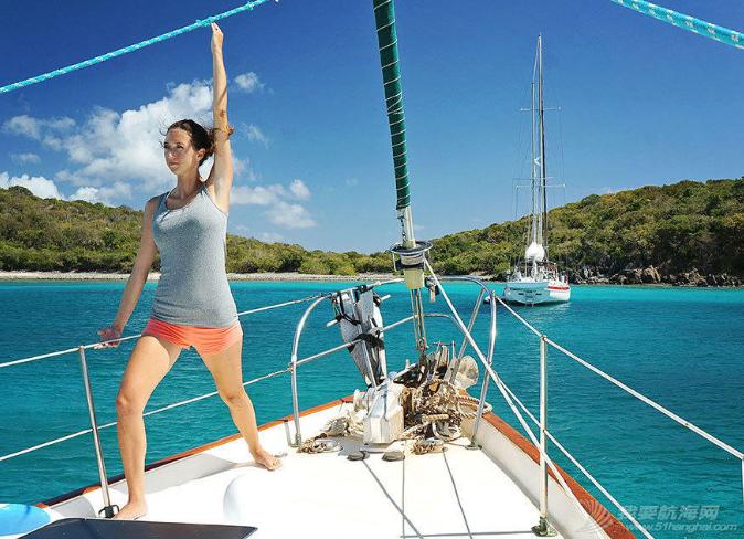 加勒比海,欧洲风格,地中海,Jessica,保险公司 美国夫妇辞职看世界 带猫驾船游16国 2.png