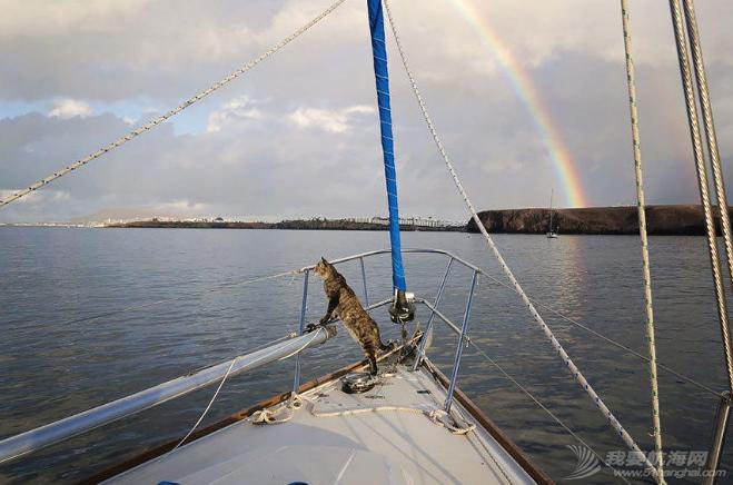 加勒比海,欧洲风格,地中海,Jessica,保险公司 美国夫妇辞职看世界 带猫驾船游16国 9.png