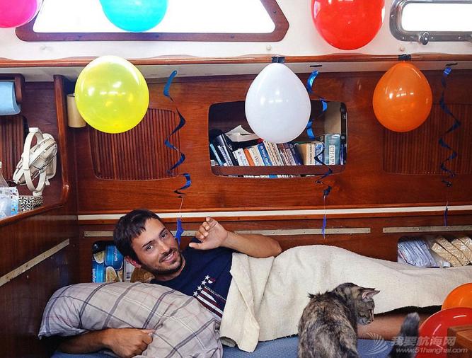 加勒比海,欧洲风格,地中海,Jessica,保险公司 美国夫妇辞职看世界 带猫驾船游16国 14.png