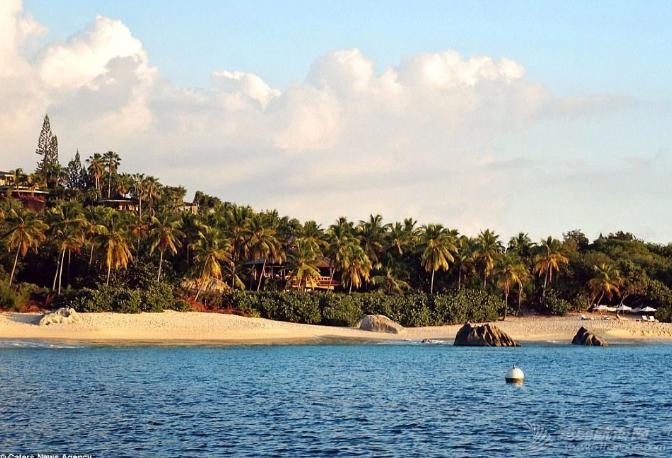 加勒比海,欧洲风格,地中海,Jessica,保险公司 美国夫妇辞职看世界 带猫驾船游16国 21.png