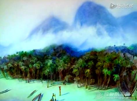 亚历山大,海明威,俄罗斯,老人与海,动画制作 视频:《老人与海》震撼奥斯卡的油画短片 1.png