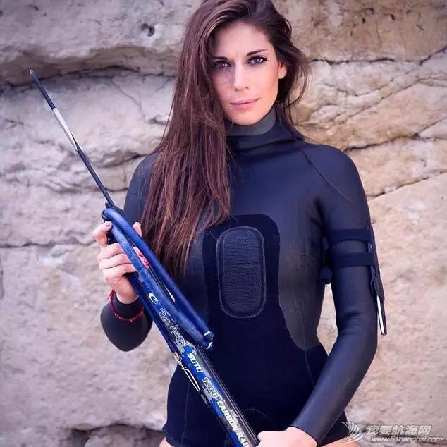 不爱红妆爱鱼枪,姑娘,你真是条汉子! 2528023098.jpg