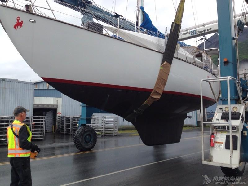 北美13姨连载-001-我们的帆船终于下水了 110051gmpg10cdg0m82z88.jpg