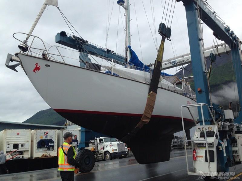 北美13姨连载-001-我们的帆船终于下水了 110051yd47bbdjyvrw22r2.jpg