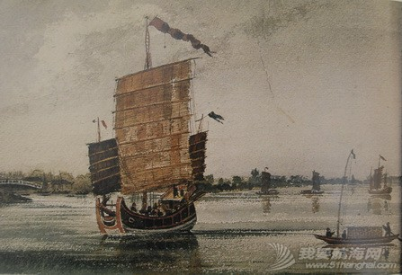 """转发许路先生的《福州运木船与""""花屁股""""(中译稿)》 61ebcc38xa4c63e431b5b.jpg"""