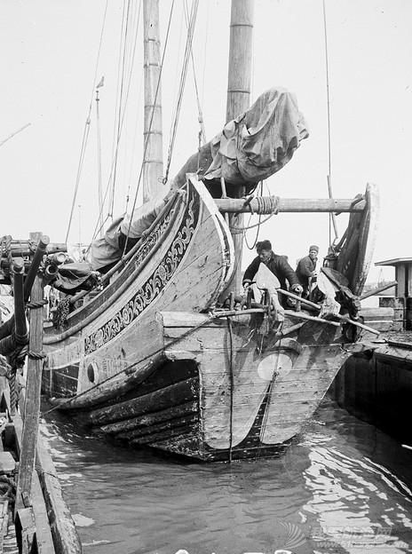 """转发许路先生的《福州运木船与""""花屁股""""(中译稿)》 t5y45yw7y.png"""