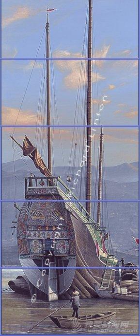 """转发许路先生的《福州运木船与""""花屁股""""(中译稿)》 thfryjsrj.png"""
