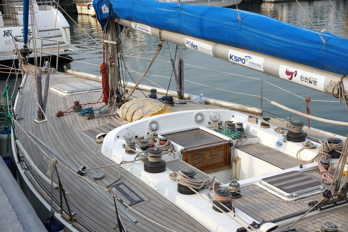 拉力赛,二手,帆船,威海,专业 威海二手帆船45英尺专业环球拉力赛赛船 威海二手帆船