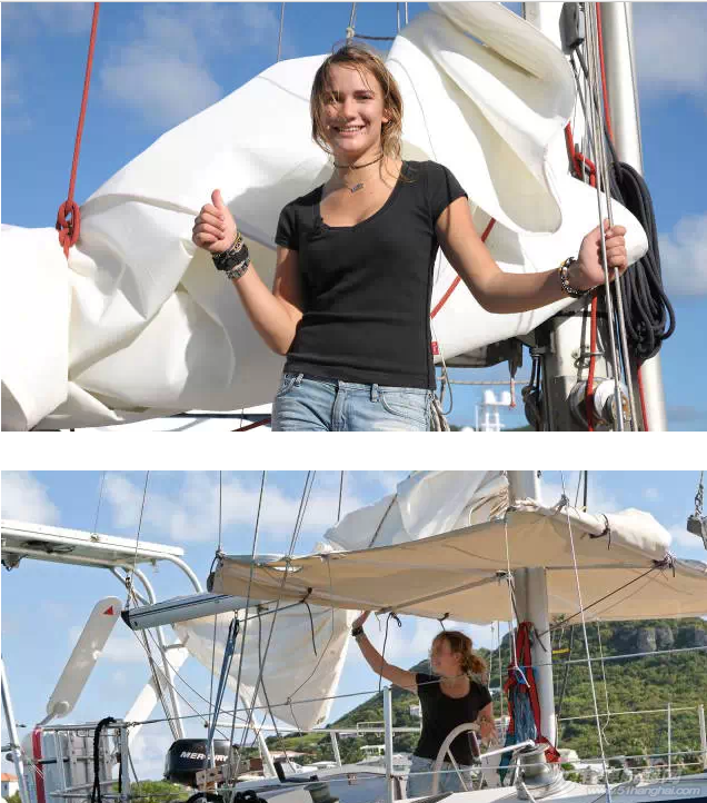 MINICAT充气式帆船代言人 Laura Dekker-最年轻的单人环球航海者 6.png