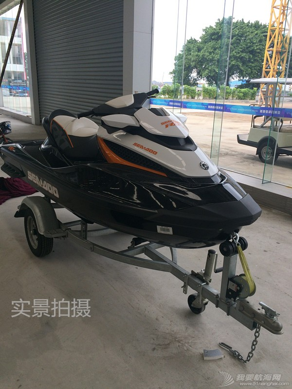 庞巴迪,亚洲国际游艇城 庞巴迪Seadoo RXT260强势入驻亚洲国际游艇城