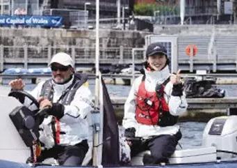 伦敦奥运会,奥运冠军,南安普顿,留学英国,运动员 徐莉佳:向单人环球航海进发 1.jpg