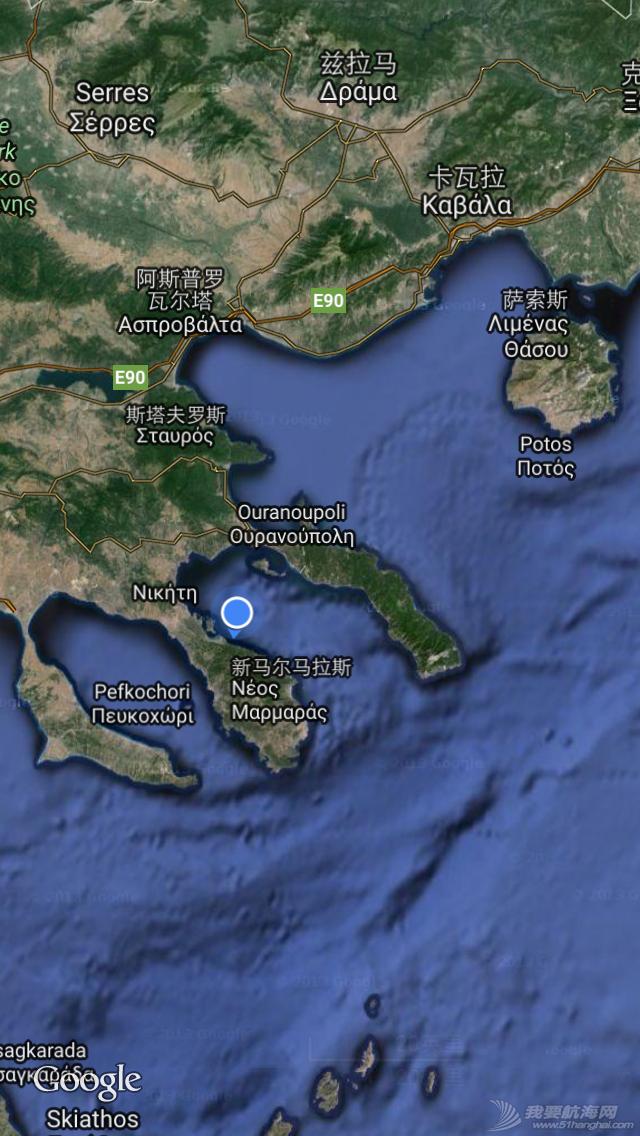 教科文组织,联合国,爱琴海,修道院,建筑群 只能航海远观的希腊最著名修道院建筑群
