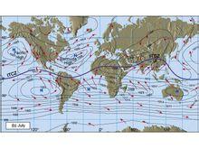气象,知识,季风,信风,航海 【气象知识】季风