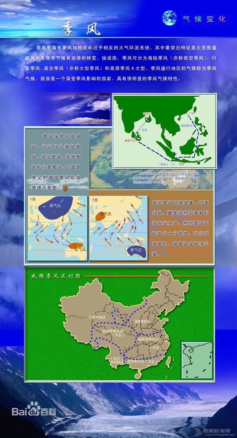 气象,知识,季风,信风,航海 【气象知识】季风 c2fdfc039245d688e52b1af2a4c27d1ed21b24be.jpg