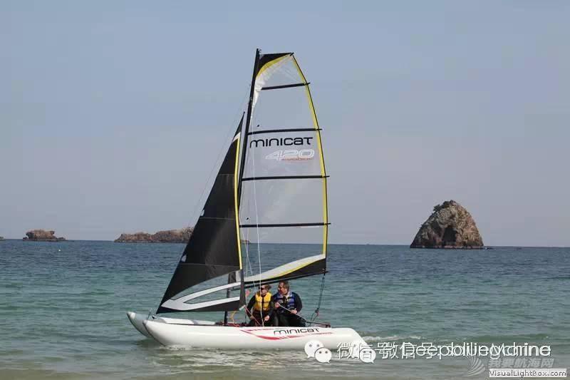 MINICAT充气式双体帆船各系列介绍 a39362efd7e5f0dc33cb21b69e58e5ca.jpg