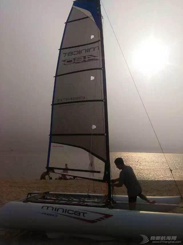 MINICAT充气式双体帆船各系列介绍 webwxgetmsgimg