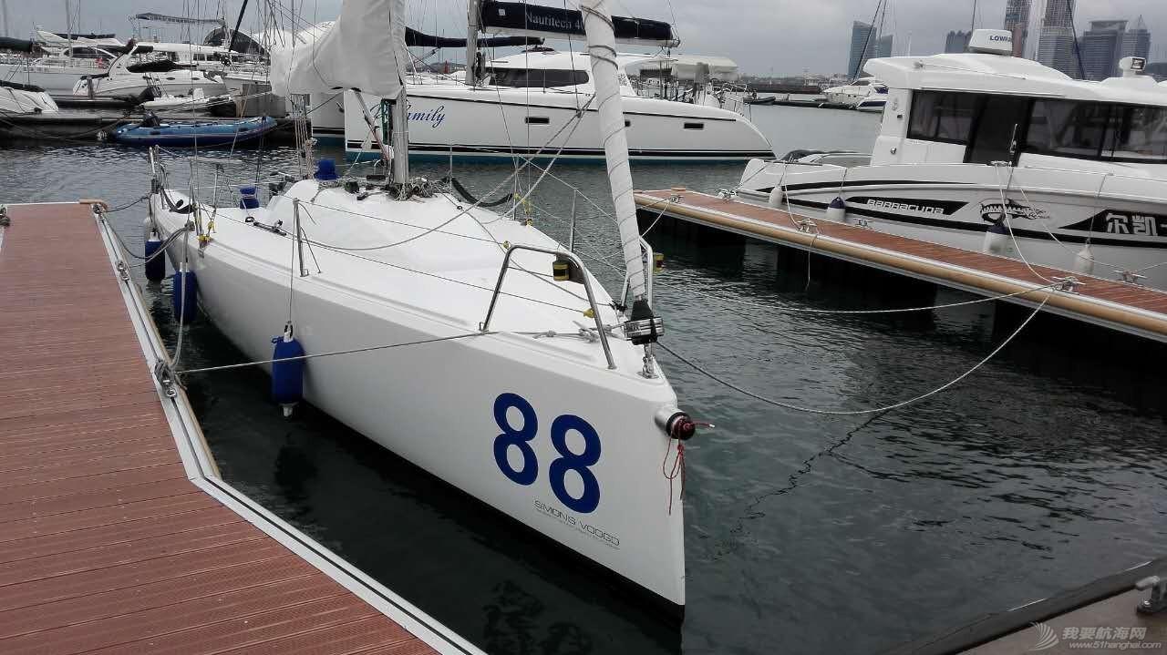 青岛,帆船,崂山 8.5米龙骨帆船的近岸航行,青岛到崂山头 image.jpg