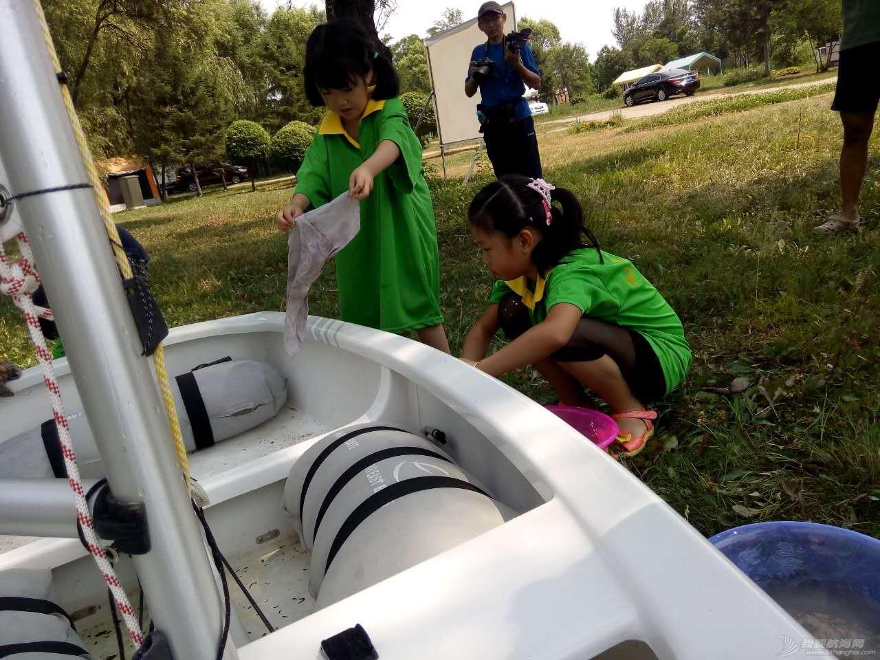 帆船 有帆船的童年 照片