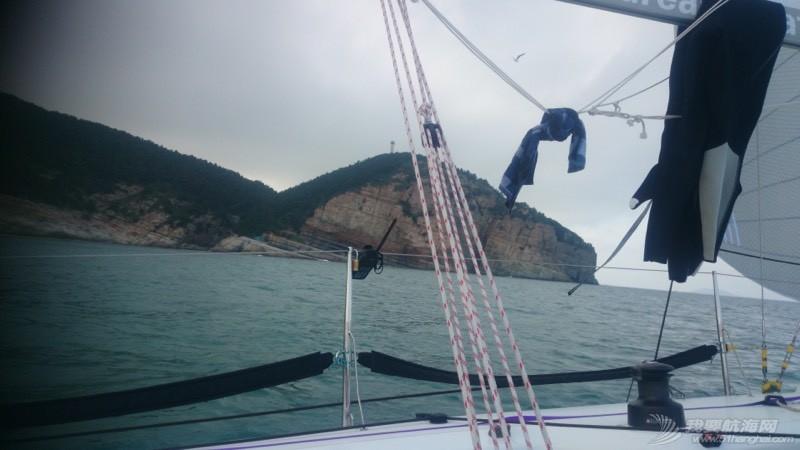 青岛,帆船,崂山 8.5米龙骨帆船的近岸航行,青岛到崂山头 074515q44zc28tt42f25o8.jpg