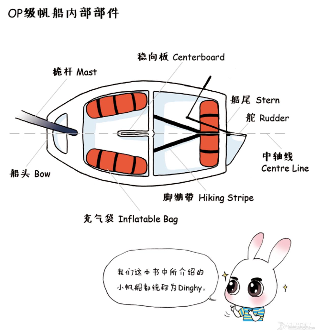 奥运冠军,帆船,连载 《跟奥运冠军学帆船》Lesson 03 了解器材 屏幕快照