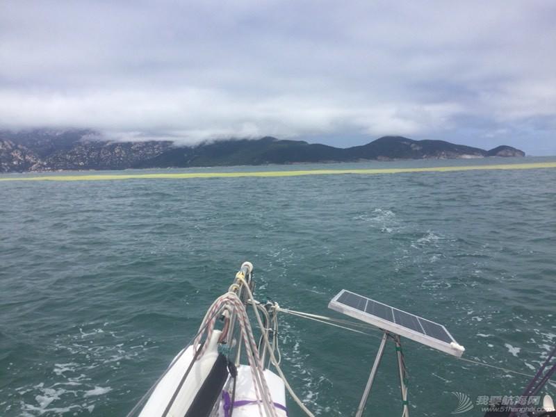 青岛,帆船,崂山 8.5米龙骨帆船的近岸航行,青岛到崂山头 222849gt0tsb79bl0j05i5.jpg