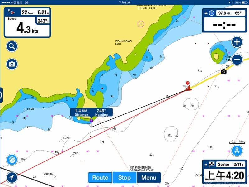 青岛,帆船,崂山 8.5米龙骨帆船的近岸航行,青岛到崂山头 225155o9qqaeaah8e0i9a8.jpg