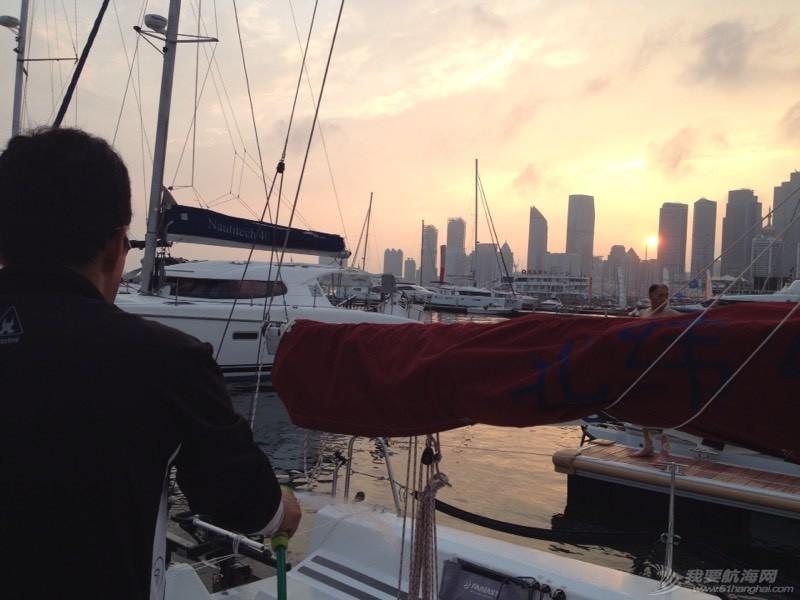 志愿者,帆船,日记,日照 【公益航海志愿者日记@日照】Day14-渔人节快乐,所有船的内舱清理工作全部完成 022052c7wk7pmj7px3xmxk.jpg