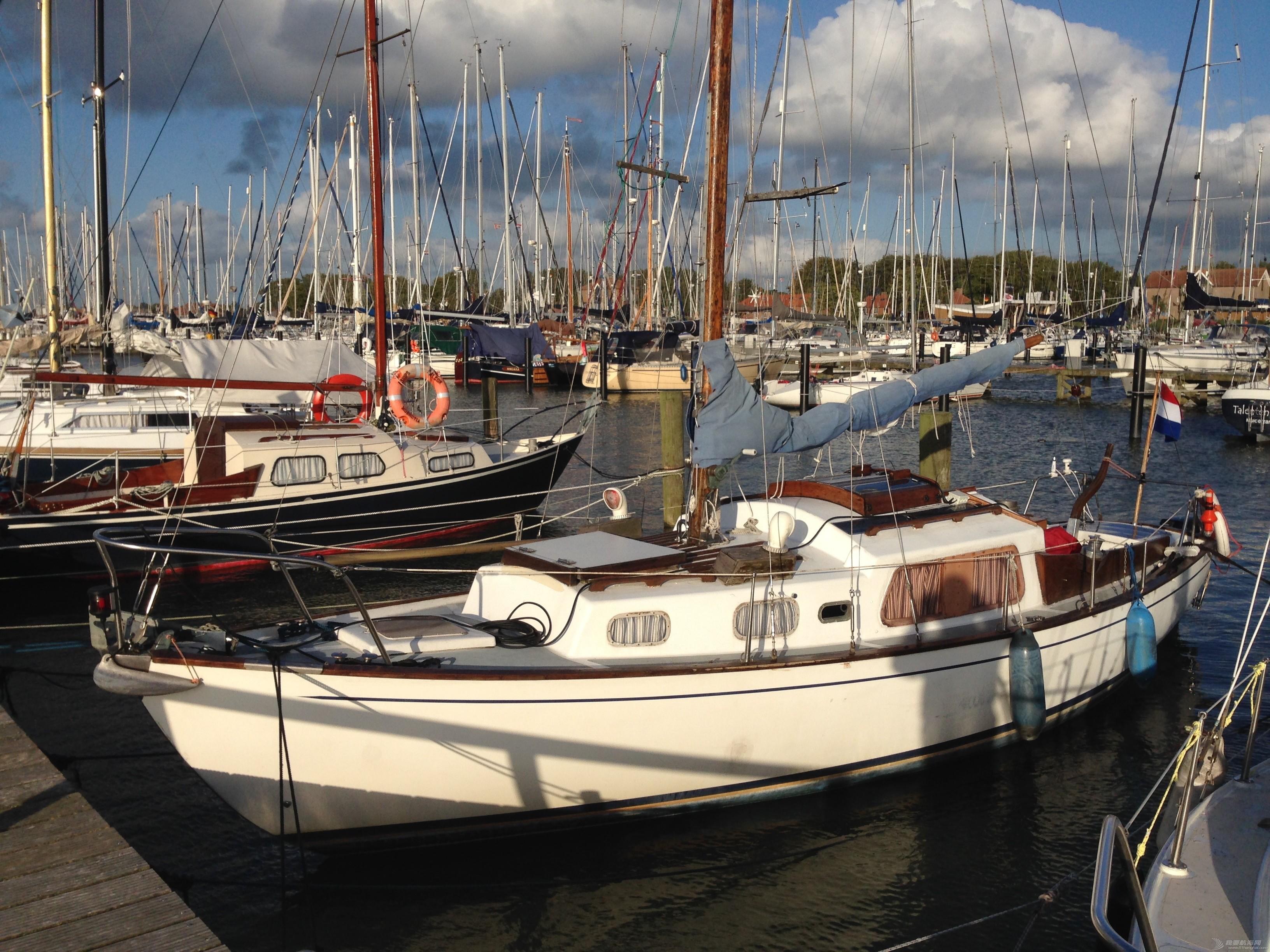 帆船 我也买了一艘小帆船 Tornado 770 IMG_0580.jpg