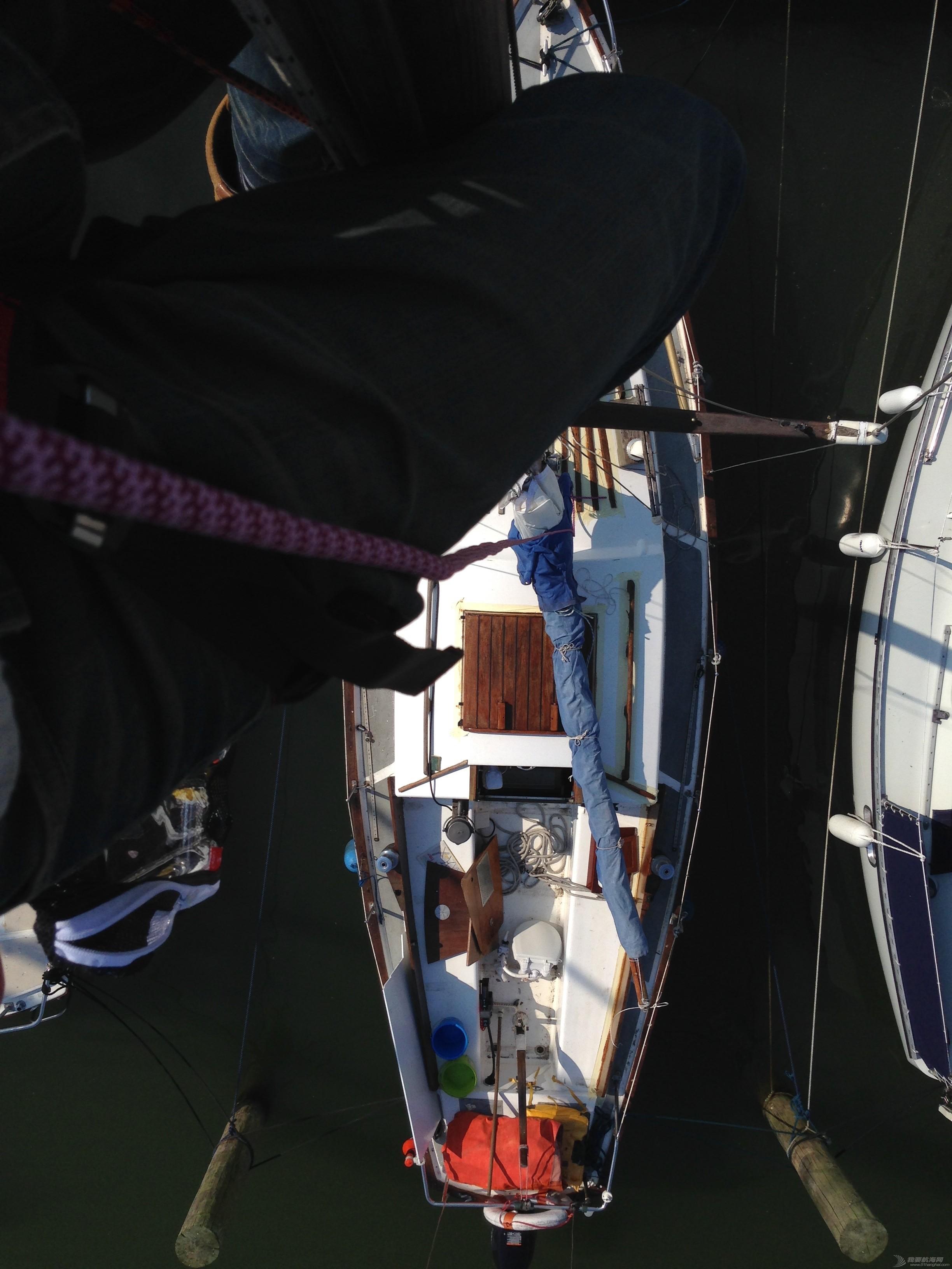 帆船 我也买了一艘小帆船 Tornado 770 IMG_0354.jpg