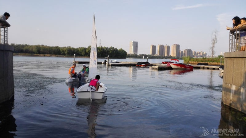 向日葵,俱乐部,长城,帆船 向日葵帆船俱乐部~长城大扫除行动