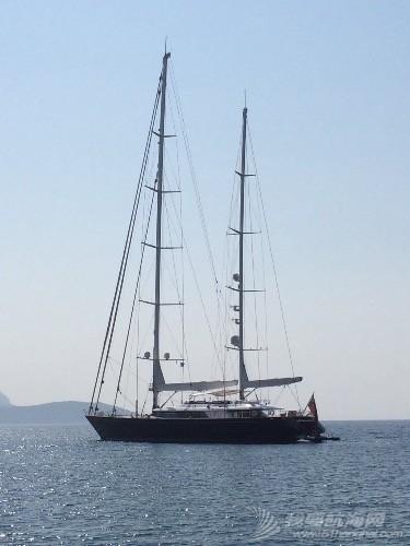 177尺超级豪华大帆船