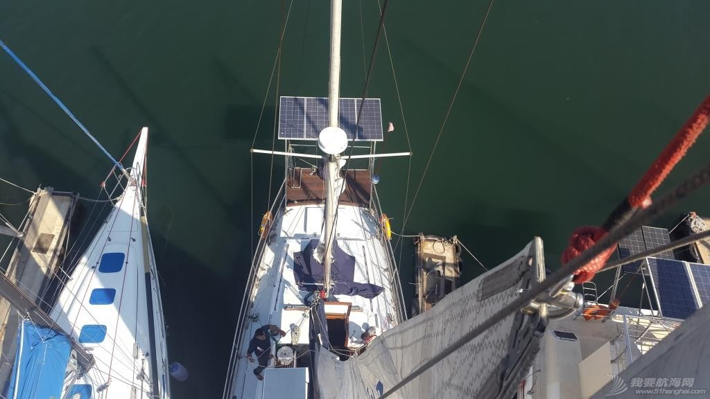 暴风雨,如意,老公,帆船,记录 南非Vasco de Gama帆船赛 - 训练(1) 船尾太阳板