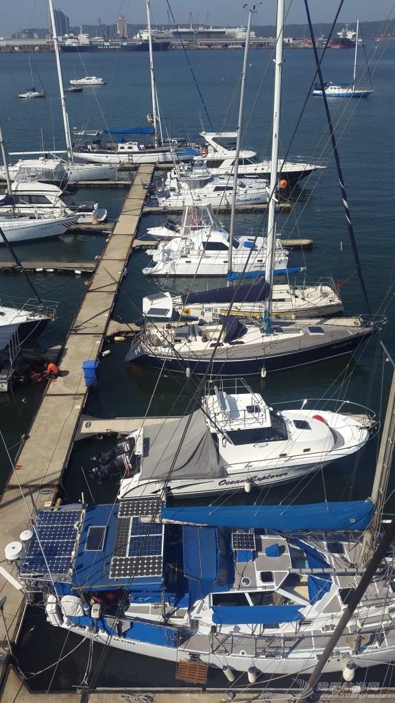 暴风雨,如意,老公,帆船,记录 南非Vasco de Gama帆船赛 - 训练(1) top