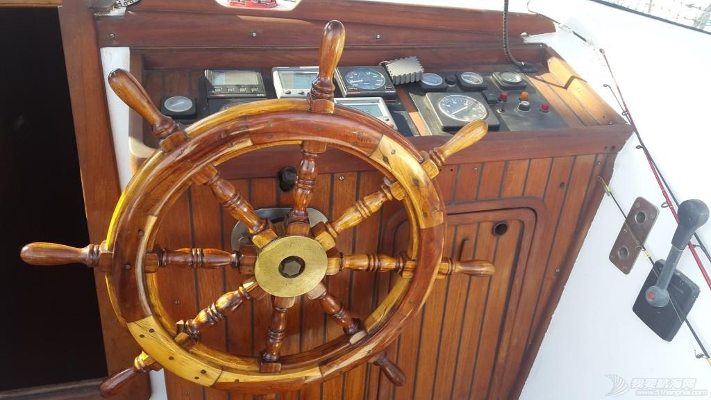 我们是如何选择适合我们四口之家的帆船的? 船舵