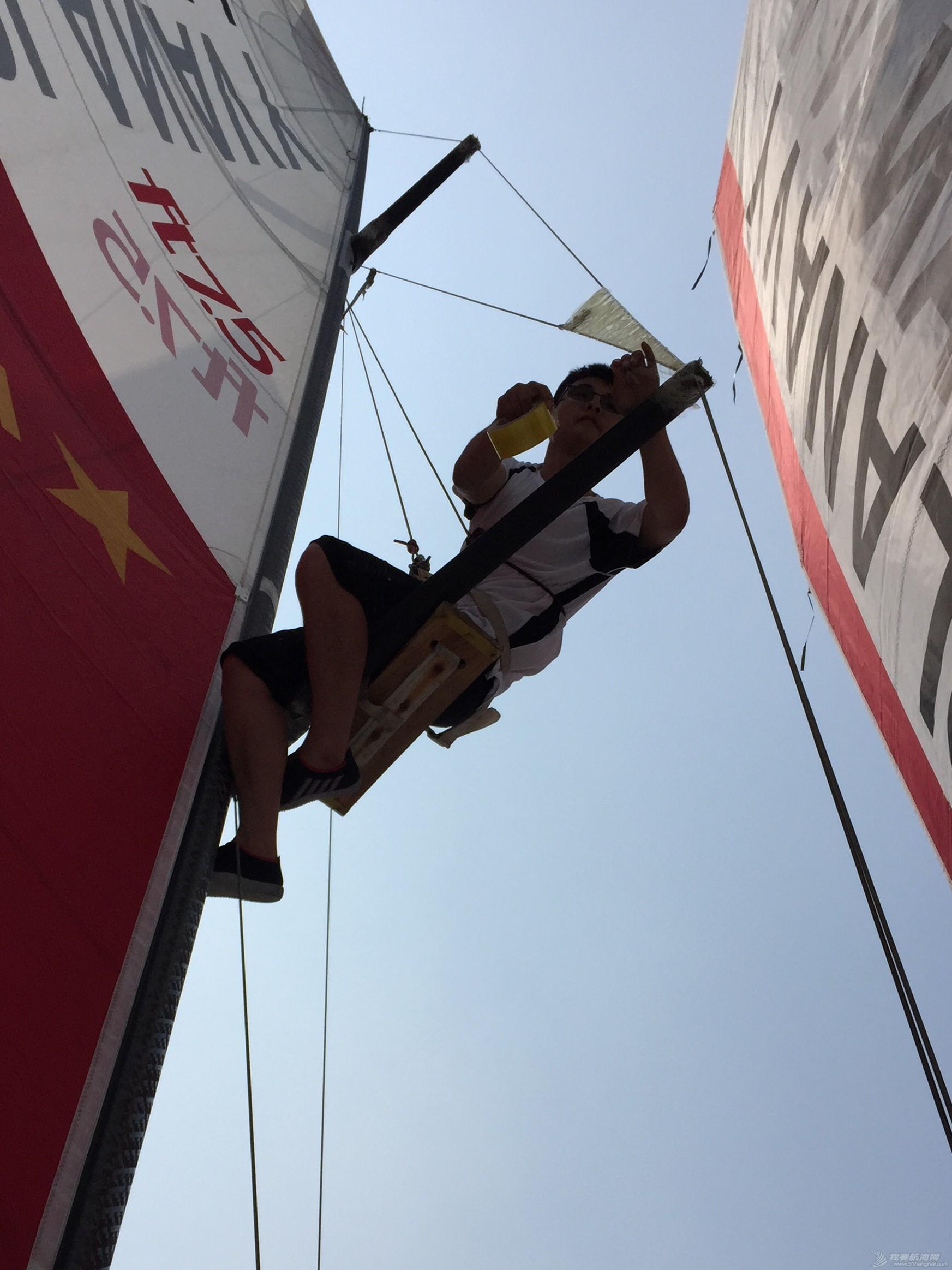 日照,运动员,志愿者,天气,国际 【公益航海志愿者日记@日照】Day31-记威海国际帆船赛第三天-今日运动员报到、练船 7_副本.jpg