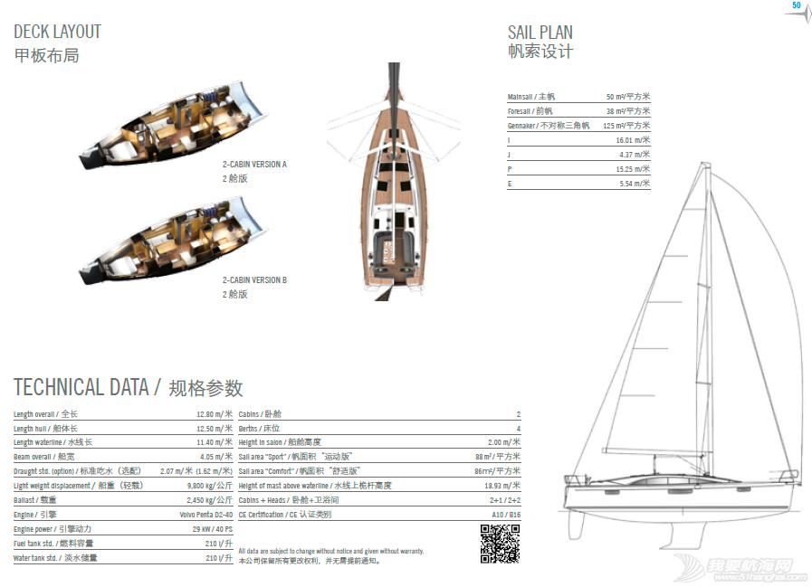 帆船 主流帆船价目设备表——bavaria全系列含简介、视频展示 QQ截图20150818214000.png