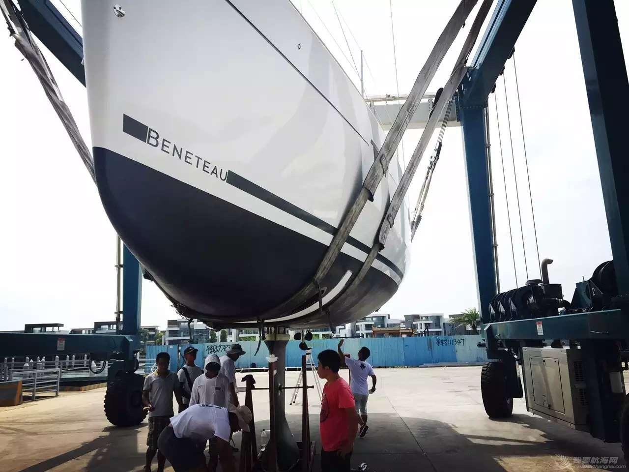博纳多OCEANIS 45现船到港,静候未来的主人。 302571538270449409.jpg