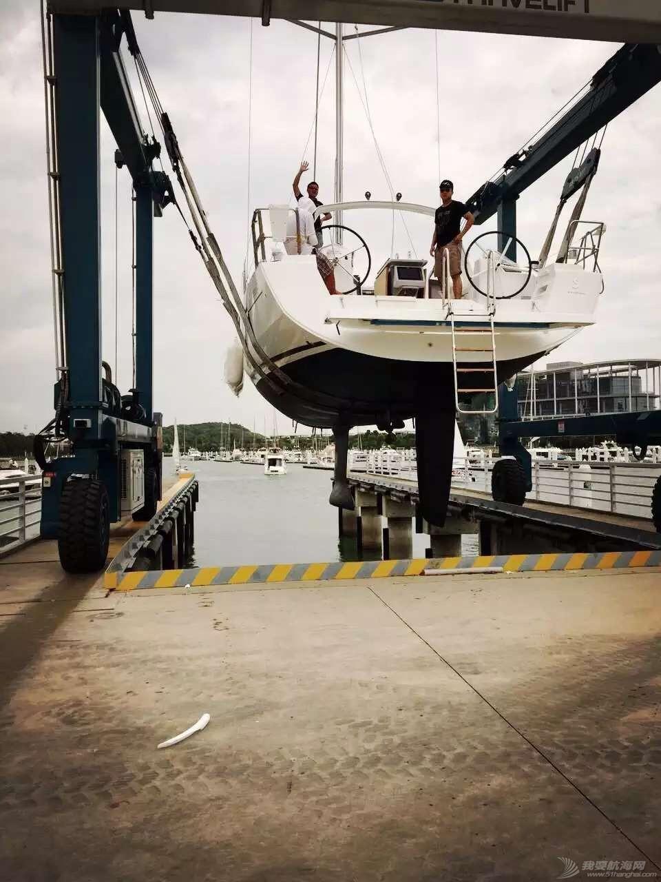 博纳多OCEANIS 45现船到港,静候未来的主人。 395295568415931725.jpg