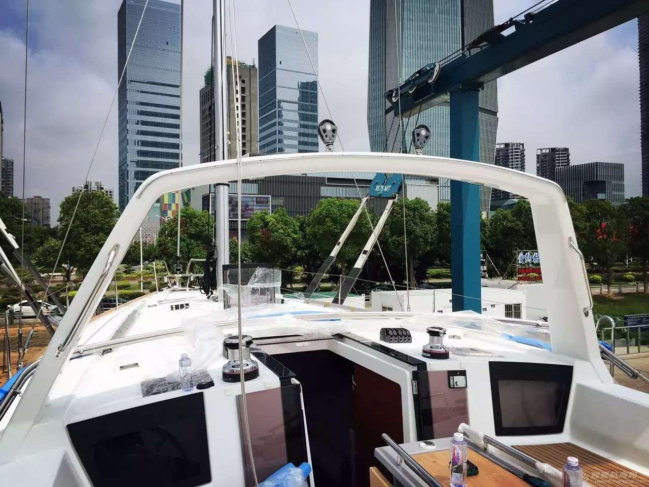 博纳多OCEANIS 45现船到港,静候未来的主人。 645891839573560113.jpg