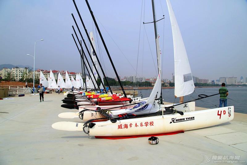 """大海,国际,气象,威海 """"刘公岛杯""""2015威海国际帆船赛:星辰大海你去看,气象保障我来干 IMG_2550_副本.jpg"""
