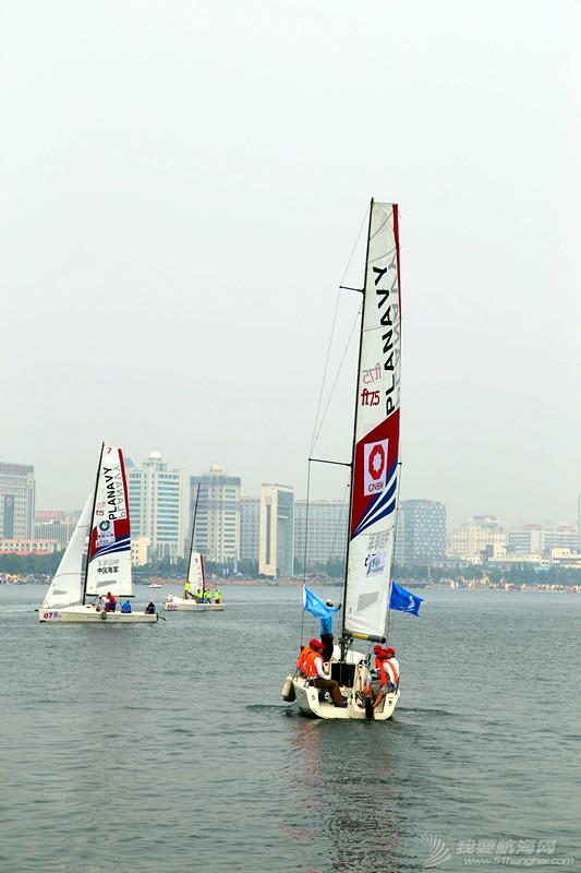 """大海,国际,气象,威海 """"刘公岛杯""""2015威海国际帆船赛:星辰大海你去看,气象保障我来干 IMG_2582_副本.jpg"""