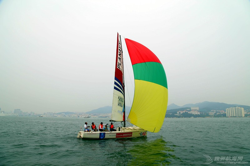 """大海,国际,气象,威海 """"刘公岛杯""""2015威海国际帆船赛:星辰大海你去看,气象保障我来干 IMG_2650_副本.jpg"""