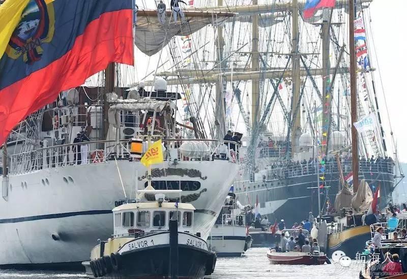 """阿姆斯特丹,荷兰人,主办方,最大的,北海 航海盛会:5年一次的""""阿姆斯特丹帆船节""""(图文视频) 013fa235952aca918d0948eb4199a03e.jpg"""